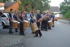 Auftritt Brunnenfest
